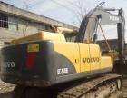 低价直销益阳沃尔沃210B、240B、360B等二手挖掘机