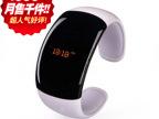 厂家批发 热卖智能手环 智能蓝牙手镯手表可接听电话 一件代发