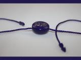 艺林塑料滴胶水晶吊粒 圆柱形绳扣牌供应 各款服装出口吊粒批发