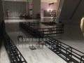 哈尔滨 商场特卖 围挡搭建制作(黑色桁架)租赁