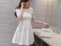 潮流女装夏季服装贵州批发新款便宜连衣裙雪纺裙便宜货源