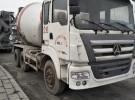 混凝土 搅拌罐车工程完工转让33台三一欧曼豪沃等品牌4年16万公里17万