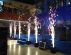 苏州庆典彩烟 舞台喷花机激光启动仪式 投影水雾屏出租演出必用
