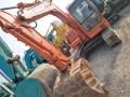 斗山80挖掘机 手续齐全 质保一年