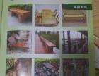 防腐木,碳化木等各种园林设计及安装