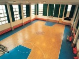 体育场馆运动木地板翻新服务公司要有匠气