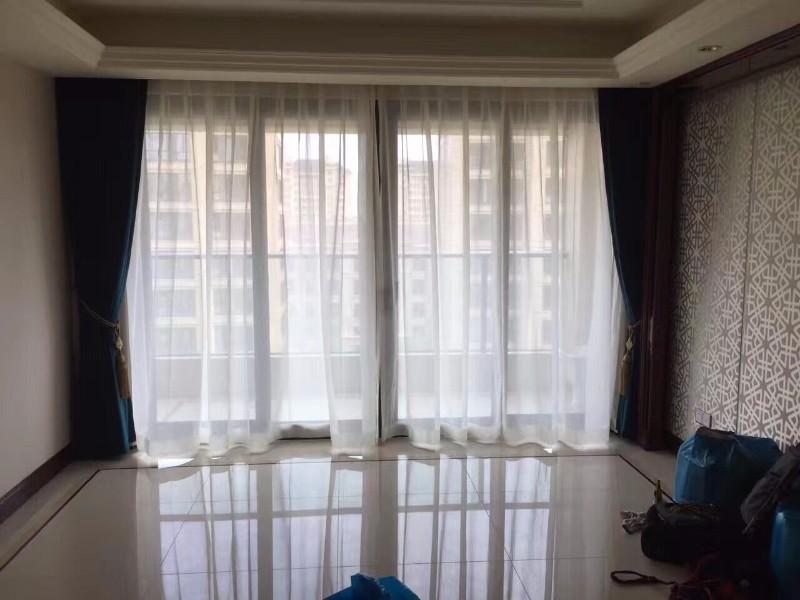上海嘉定新城定做窗帘 嘉定工业区办公楼遮阳卷帘铝百叶窗帘定做