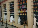 高价收购文革毛主席瓷像,各种彩色瓷摆件