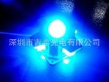 厂家直销LED室外亮化照明5Wrgb或单色十字灯具