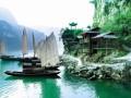 宜昌旅游 三峡人家三峡大坝清江画廊景区一日游包车