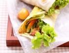 特色餐饮加盟连锁嘎爹嘎婆卤肉卷饼教核心技术送设备简单易学