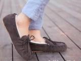 冬季UGG女士雪地靴ivg5131真皮牛