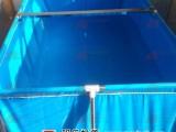 佛山禅城专业定做防水帆布鱼池,帆布加工