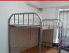 深圳上下铺铁床单人床员工宿舍双层床高低床置物架加厚子母床双人