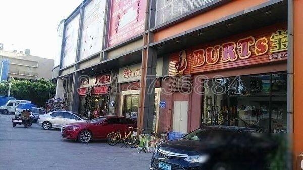 南山南油天源大厦宝狮餐饮街铺出售,728万实收