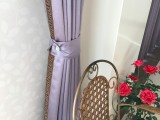 红莲社区窗帘定做红莲南里窗帘定做一朵窗帘布艺
