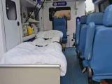 海口187医院长途救护车出租 正规私人120救护车转运