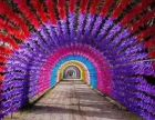 河南郑州风车展军事模型雨屋蜂巢迷宫展品制作厂家