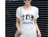 一手货源女装牛奶丝圆领白T5.2元 质量保证 可实地考察