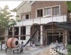 永清别墅建地下室二层钢结构客厅厨房挑空阁楼设计安装