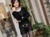 下架2012新款韩版秋冬女皮短裤中腰显瘦靴裤皮休闲裤送腰带