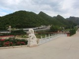 北京市昌平區,德陵公墓,墓碑多種多樣美觀大氣