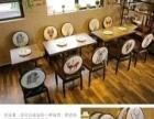 餐厅四人装桌椅