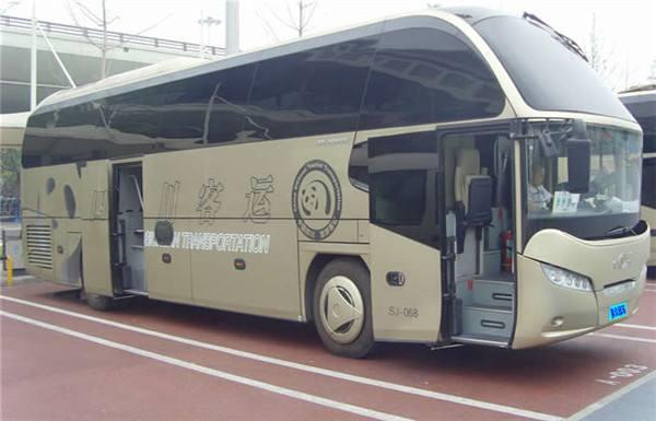 青岛到东港长途直达汽车