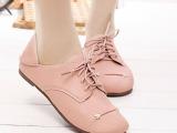 厂家直销韩版新款潮女鞋女鞋春款平底鞋女单鞋子外贸鞋欧洲站