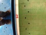 鞍山优质各种矿山配件 塑衬 滚筒衬垫 卷扬机衬板