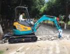 上海 微型挖掘机 小型挖掘机 一米宽小挖机租赁
