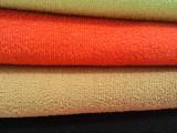 全涤超细纤维毛巾布复合pvc面料 可制汽车坐垫 超强吸水