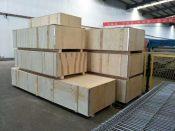 胶合板木箱 安平木箱 金刚网木箱