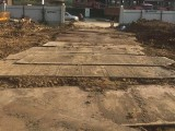 肥东钢板出租加厚铺路钢板租赁