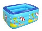 地摊跑江湖//婴幼儿游泳池 夏季儿童充气游泳池