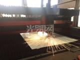 进口百超4000瓦二手激光切割机转让!