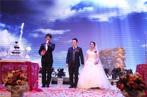 中山婚礼主持人 中山婚礼司仪 中山婚礼执行团队