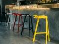 天津KTV吧台椅 ASB酒吧高吧椅 营业厅高吧椅