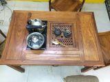具收藏价值的红木茶桌急转
