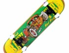 ola低价转让B级硬石枫材质透明漆四轮双翘滑板