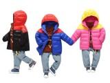 儿童棉衣棉袄冬季棉服生产厂家批发货源