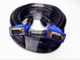 厂家批价20米VGA线VGA电脑投影仪连接线 1.5米3米5米1