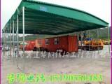 苏州市吴江市定制推拉雨棚遮阳篷移动伸缩帐篷大排档雨棚停车棚