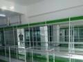 保定订做货架 展柜 柜台 仓储货架 玻璃展柜 吧台