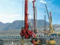 玉林市梧州市旋挖钻机施工公司低价格承接桩基础工程施工