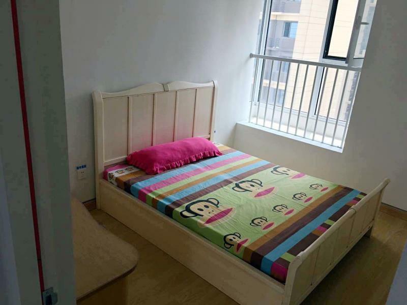城阳 中欧国际城 3室 2厅 90平米 整租