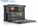 专业级便携式非线性编辑工作站 视频剪辑一体机可出租