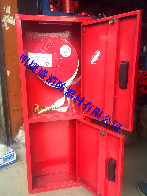 LQGB轻便消防水龙箱子 轻便消防水龙卷盘LQG16-30