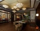 重庆双桥茶楼装修设计 双桥中式茶楼装饰设计 休闲茶馆装修