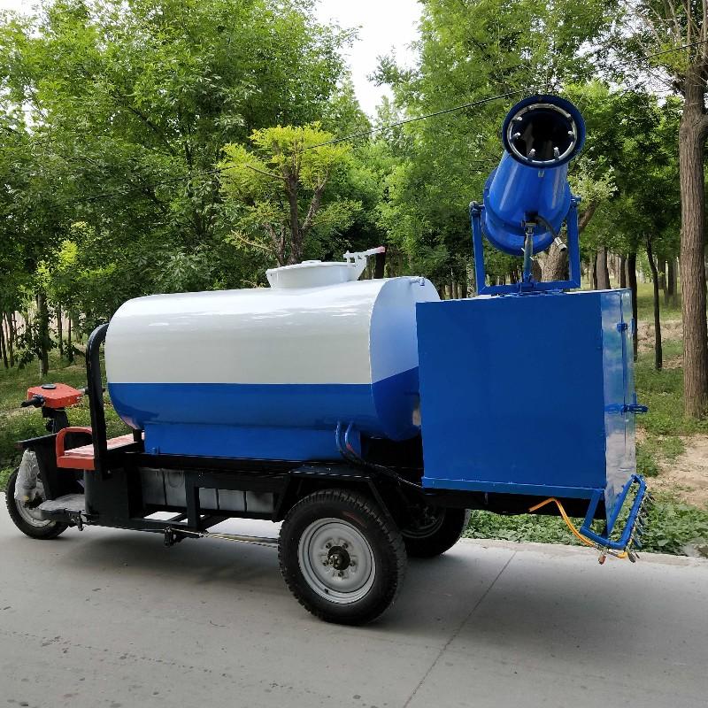 河南省商丘市哪里卖新能源电动洒水车 2吨洒水车价格多少钱